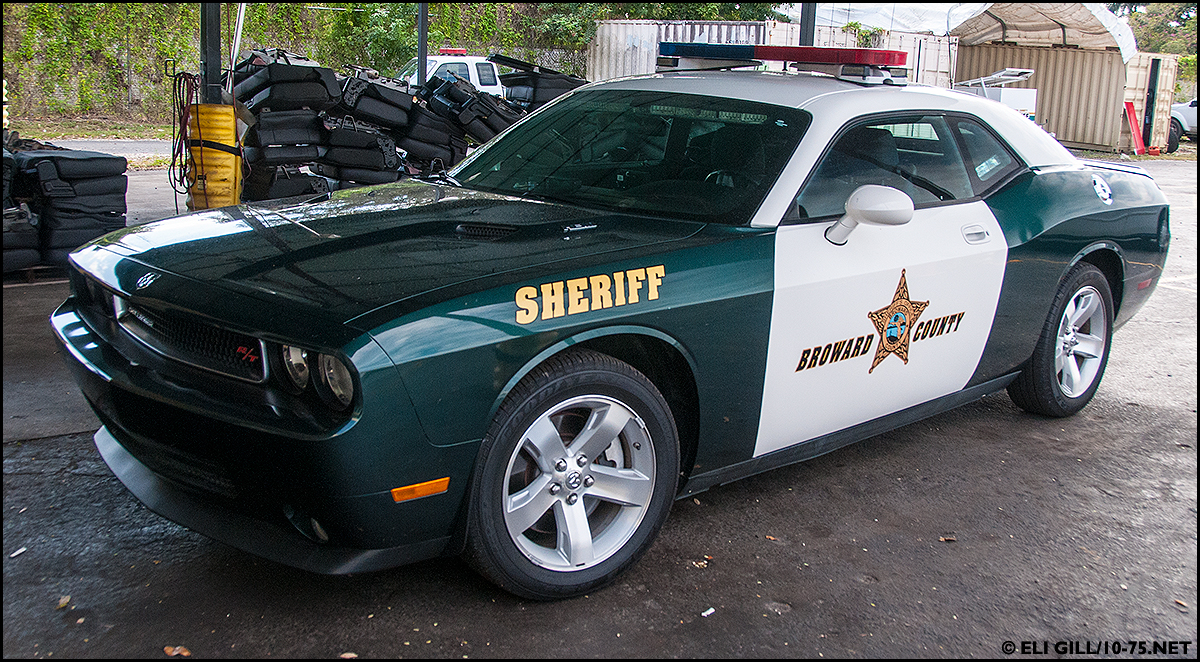FL, Broward County Sheriff Law Enforcement Traffic