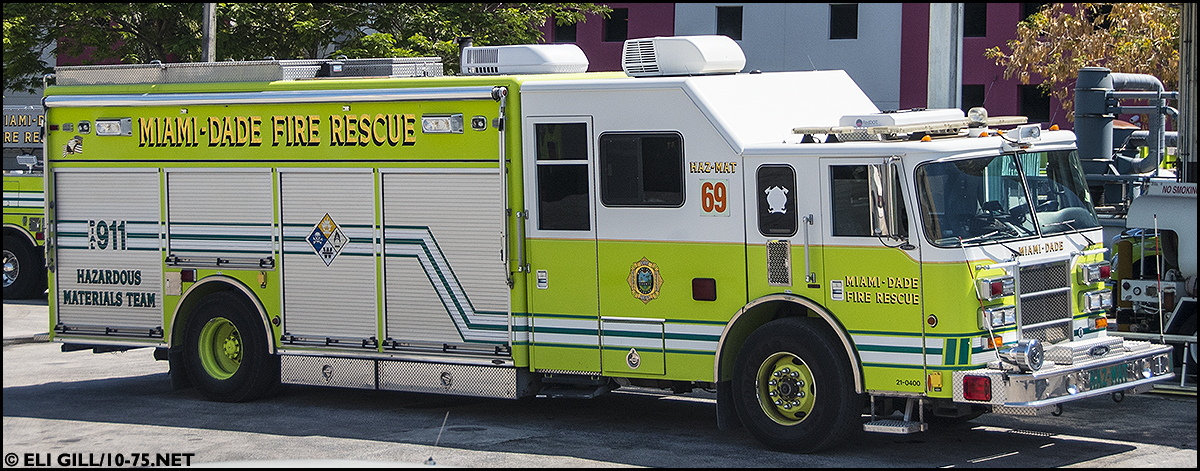 Fl Miami Dade Fire Department Special Operations