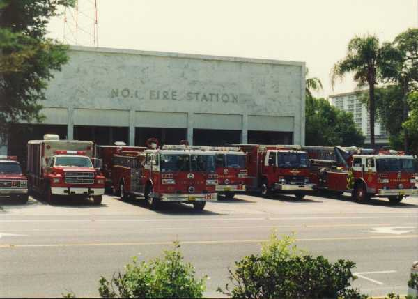 Fl Orlando Fire Department Old Company