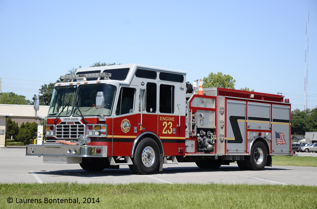 Fl Winter Garden Fire Department