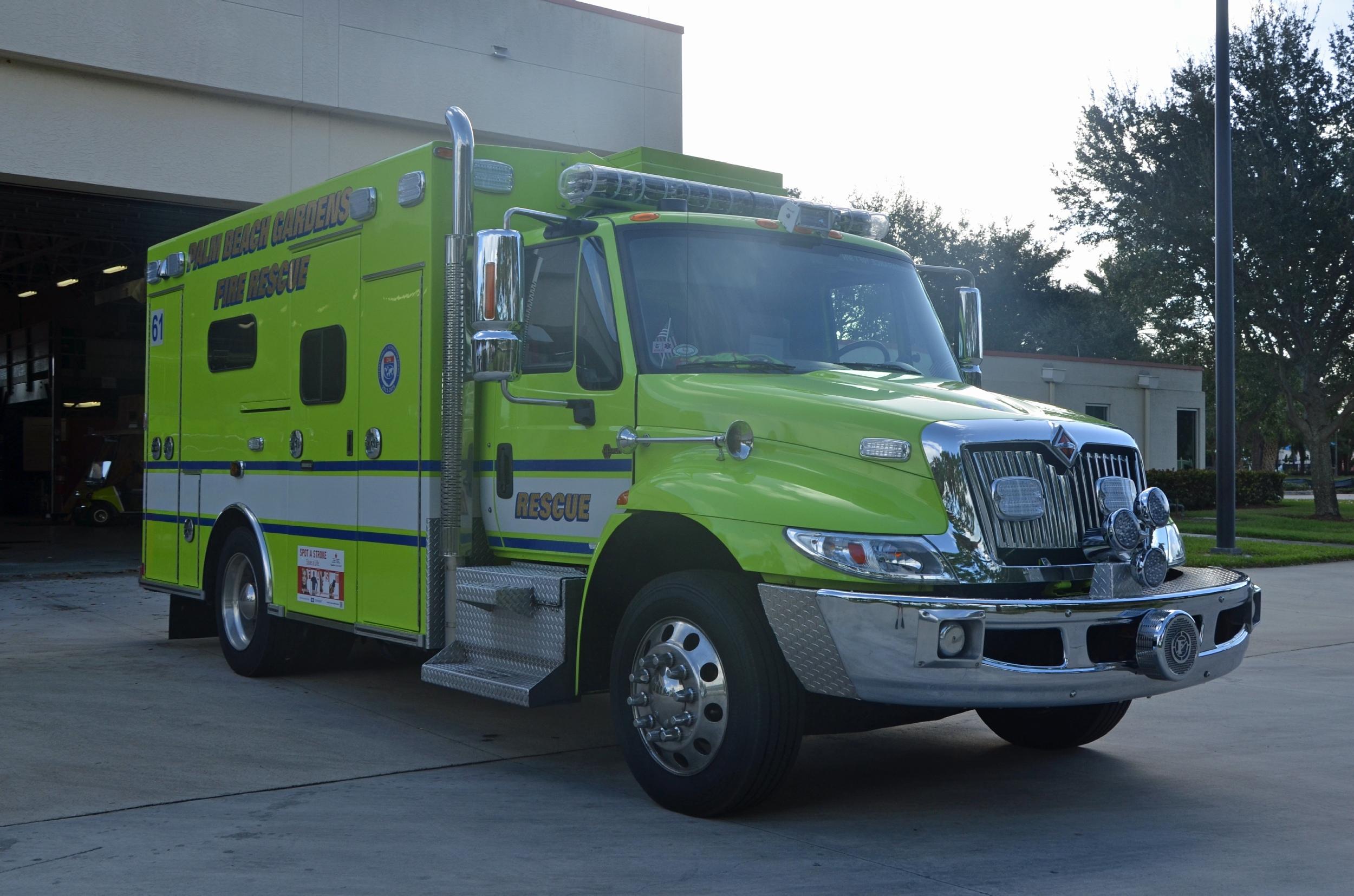 FL, Palm Beach Gardens Fire Department EMS