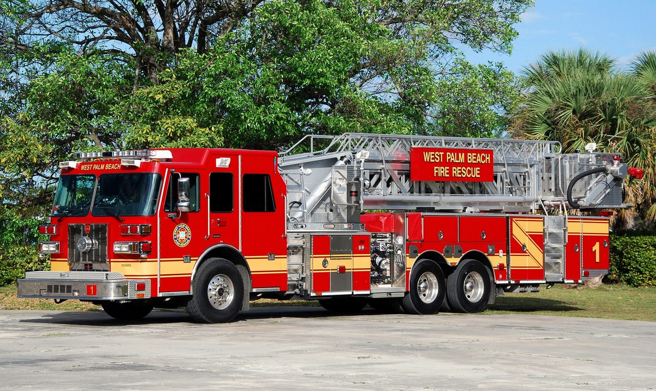 West Palm Beach Fire Rescue