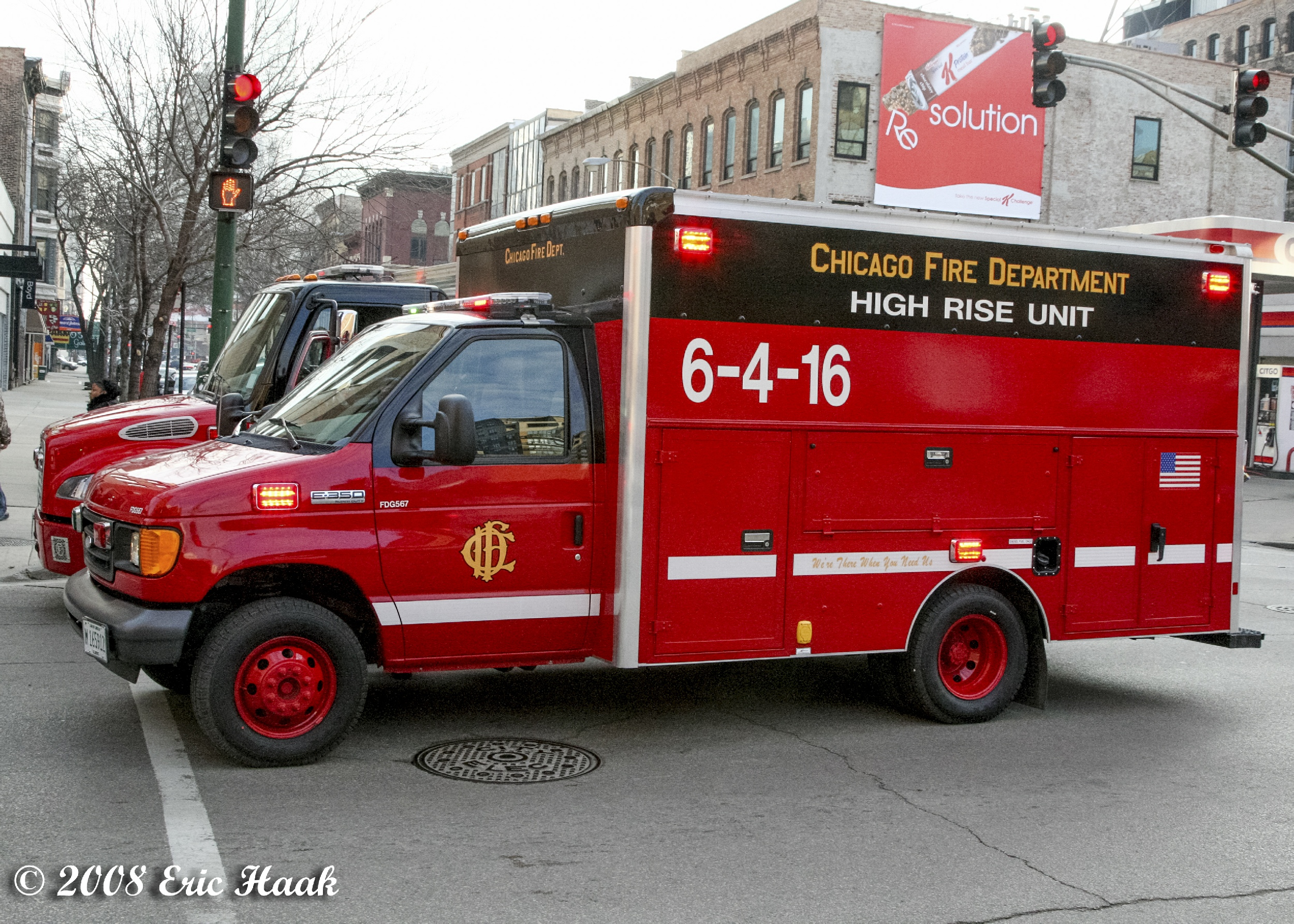 Il Chicago Fire Department Breathing Apparatus
