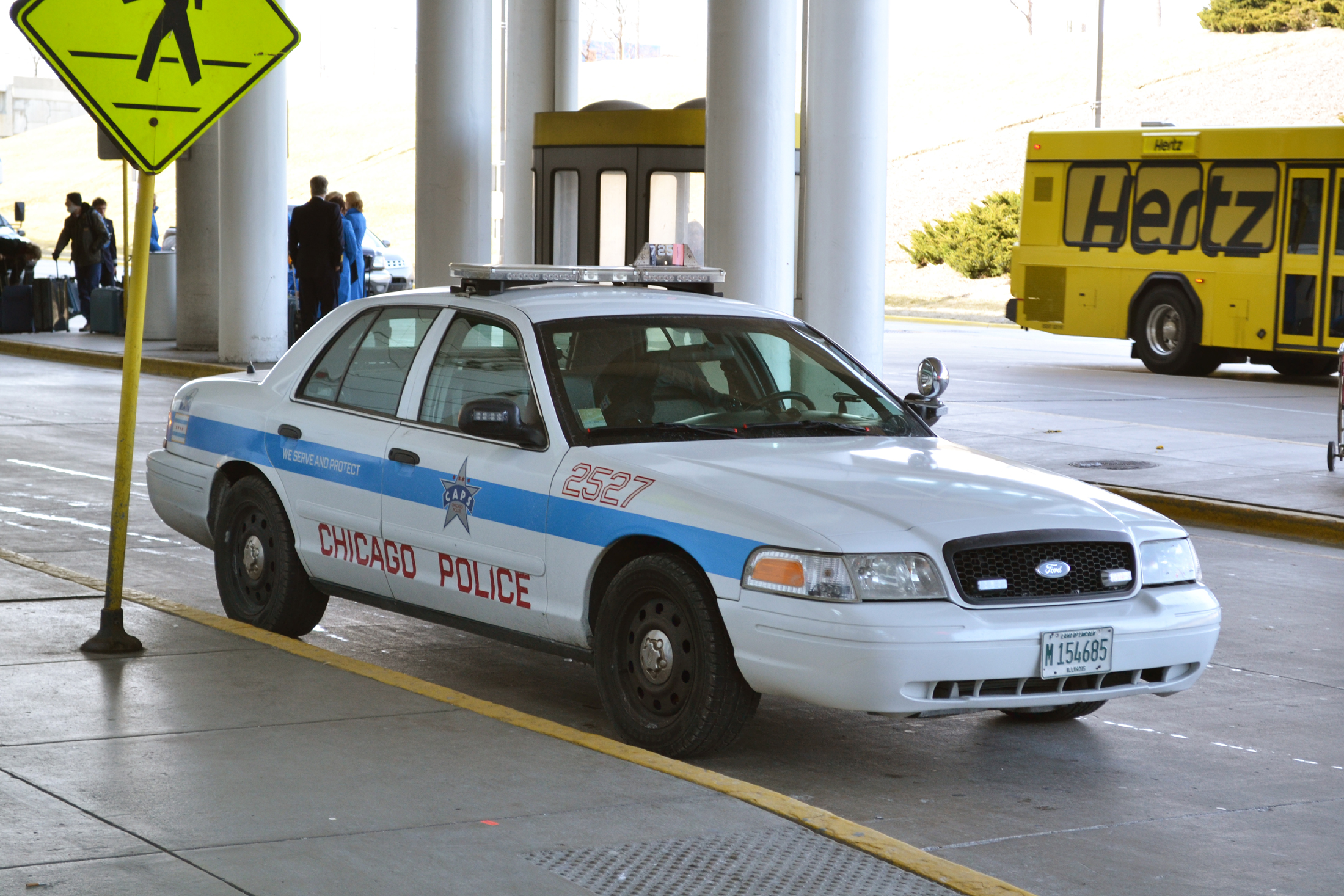 Washington Ford Pa >> IL, Chicago Police Department Airport