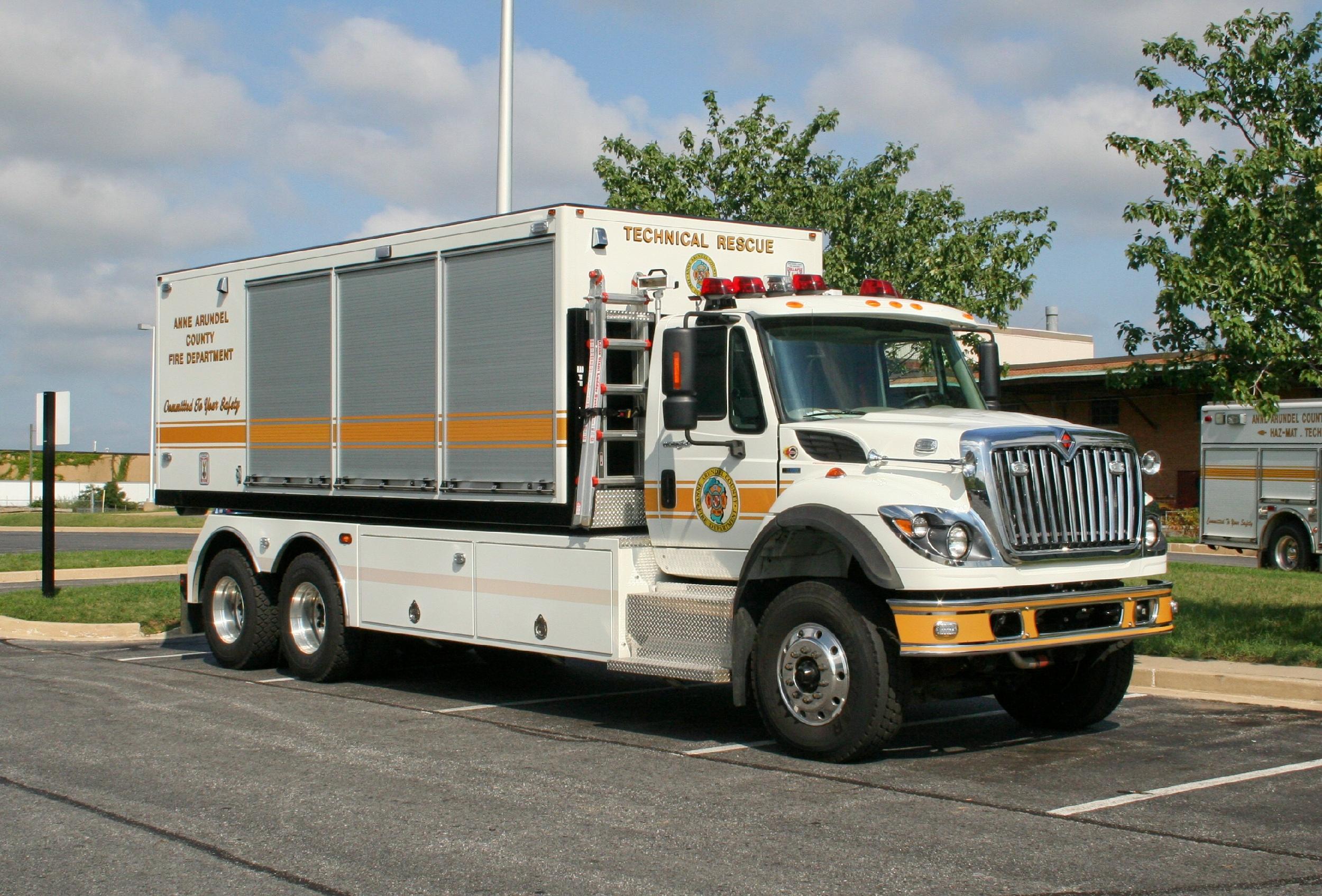 Special Ops Truck >> MD, Jones Station Dire Department - 23
