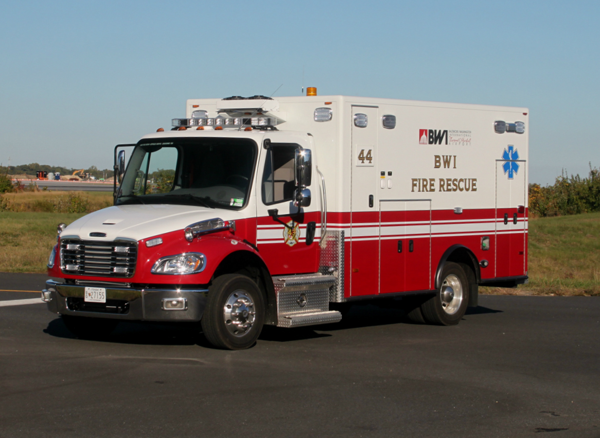 Washington Ford Pa >> MD, BWI Fire Rescue Special Operations