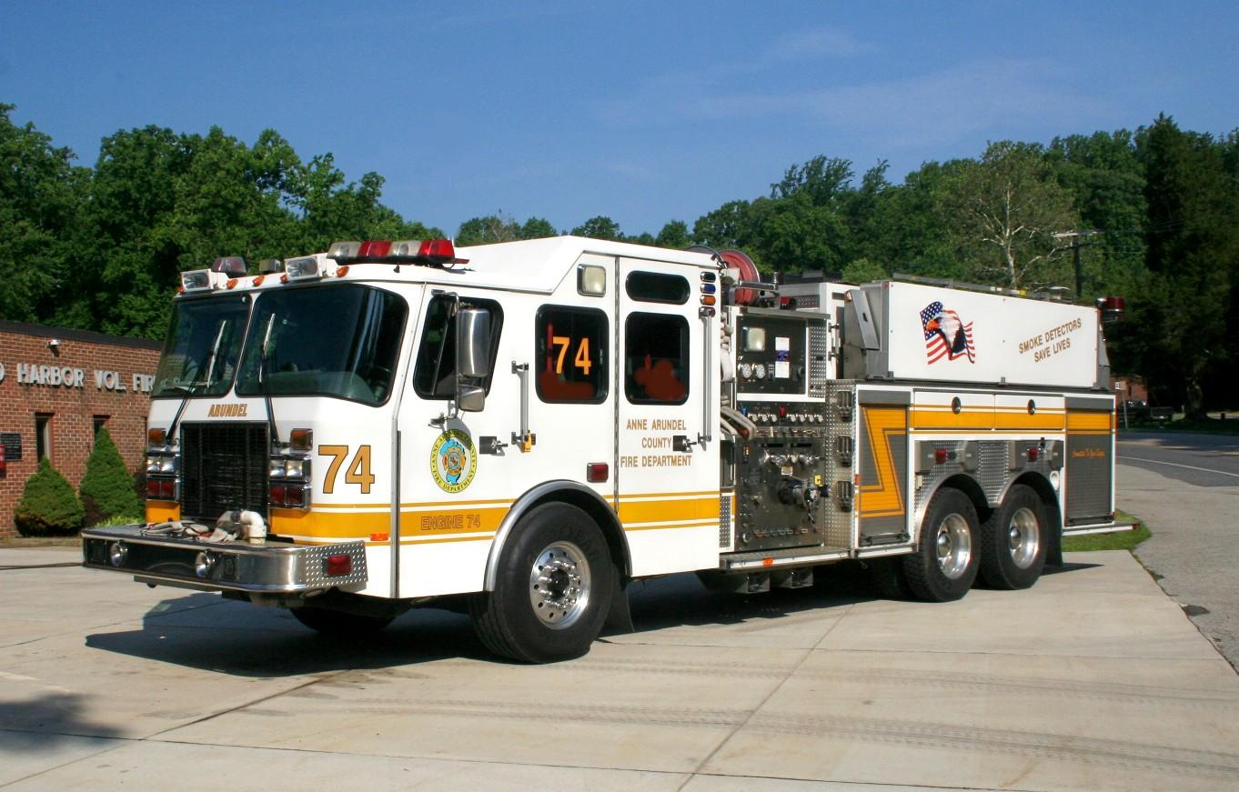 MD, Arundel Volunteer Fire Department - 7