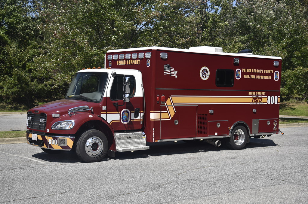 Washington Ford Pa >> MD, Glenn Dale Fire Department