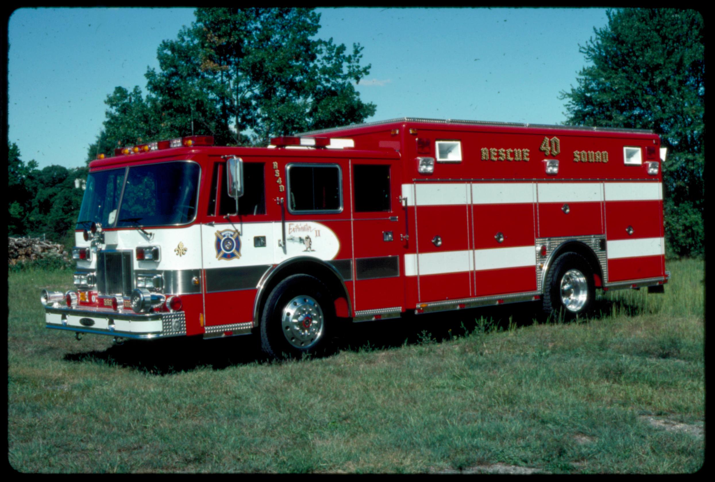 MD, Brandywine Fire Department