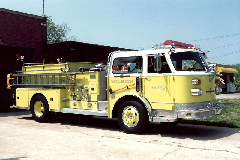Nc Wilson County Fire Rescue Retired