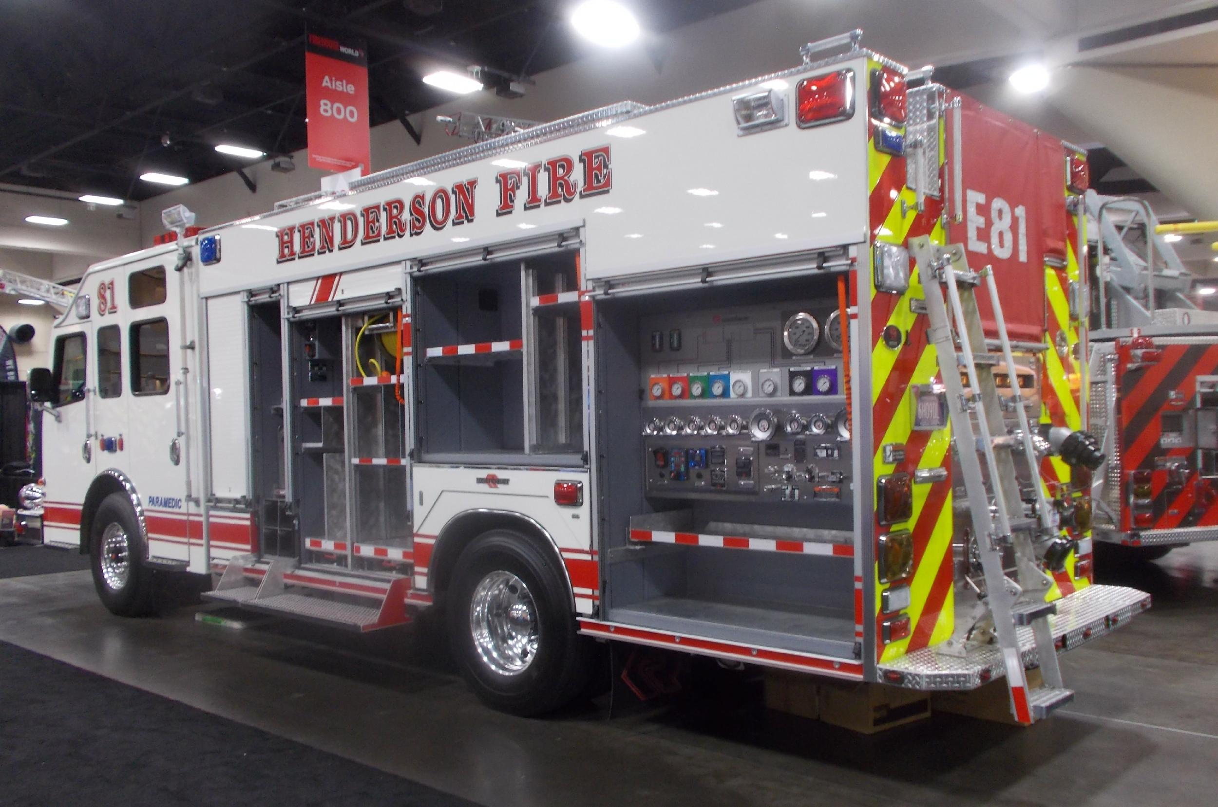 Nv Henderson Fire Department