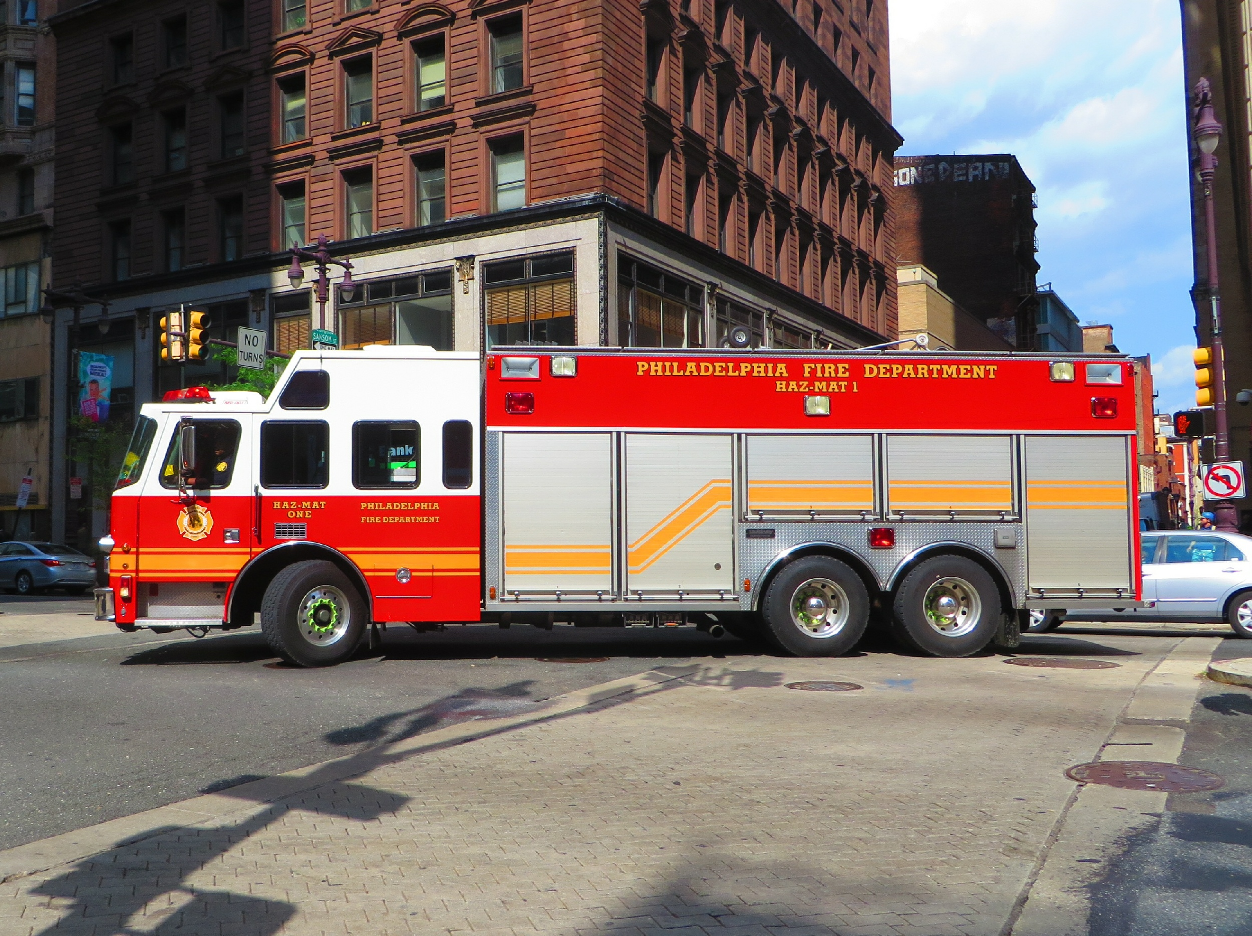 Pa Philadelphia Fire Department Special Operations