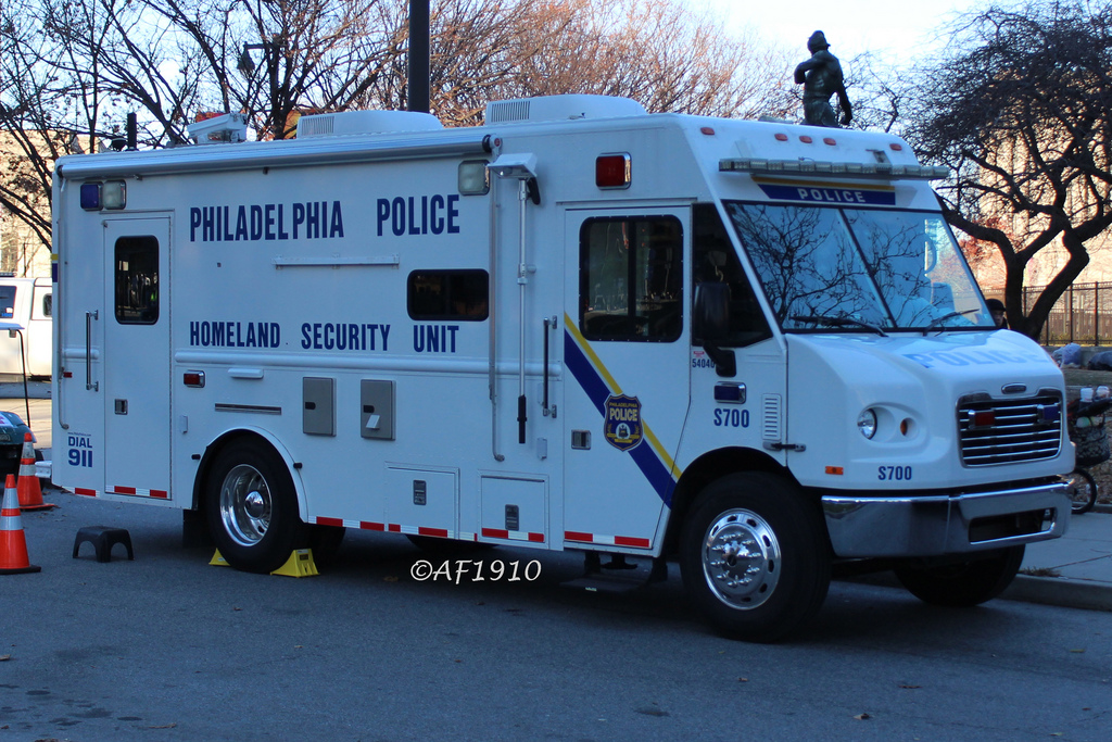 New California Fire >> PA, Philadelphia Police Department Homeland Security Unit