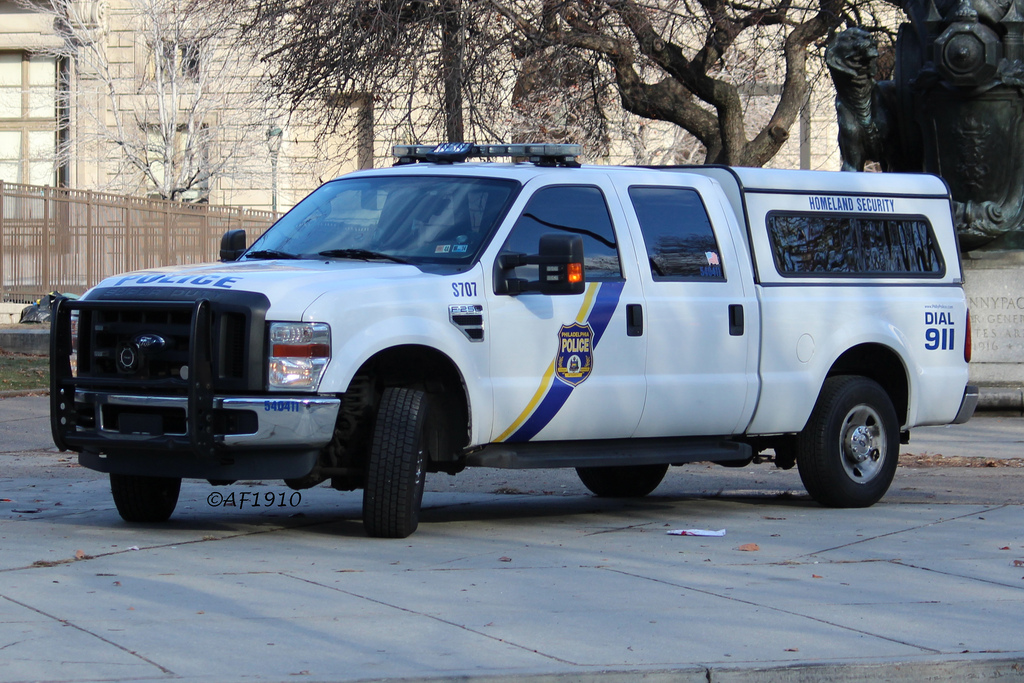 Pa Philadelphia Police Department Homeland Security Unit