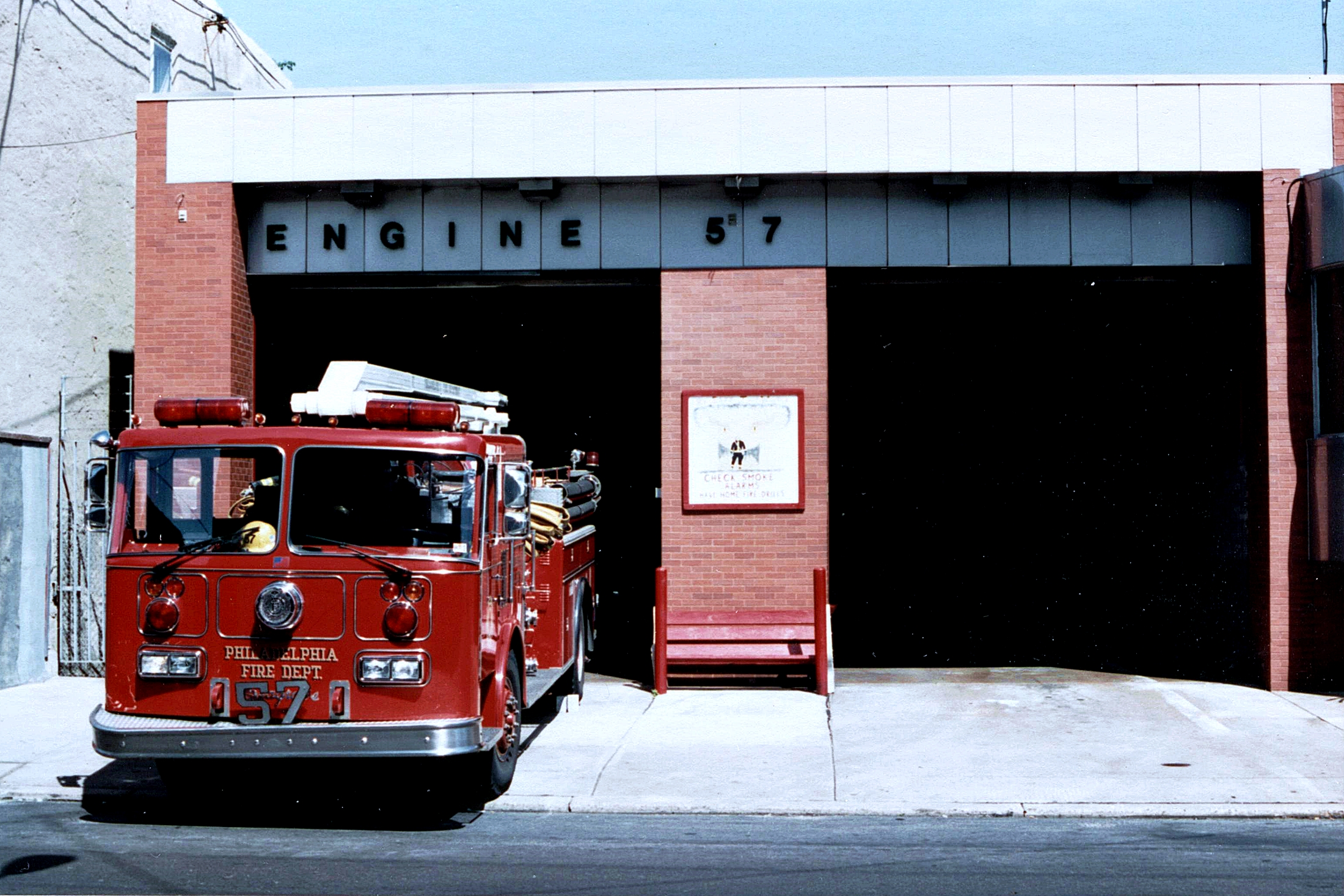 33 12 50 20 >> PA, Philadelphia Fire Department Old Station