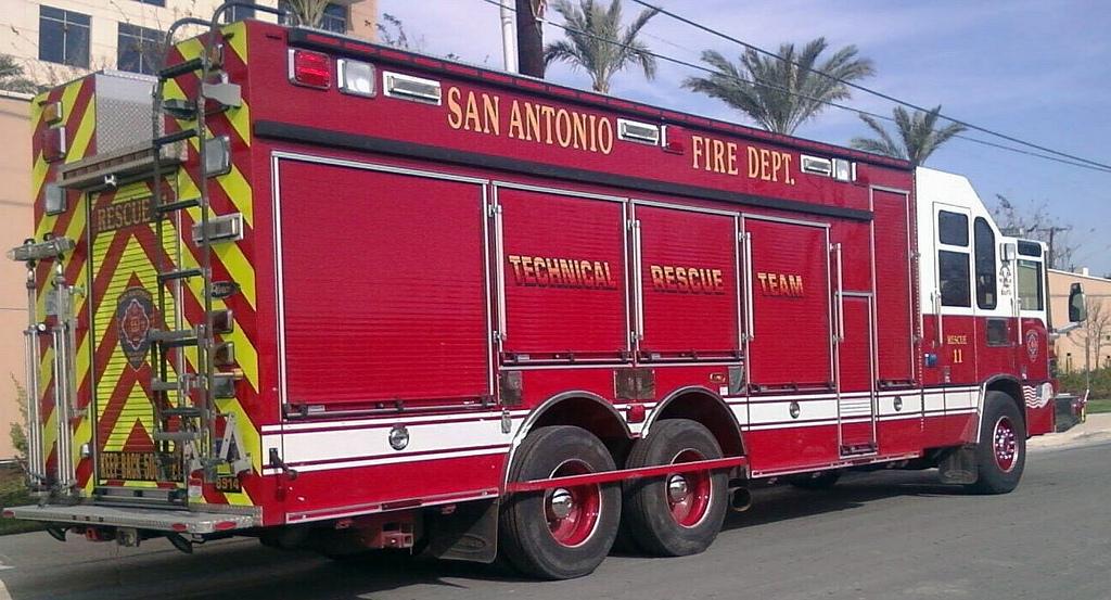 Mobile Air Compressor >> TX, San Antonio Fire Department Special Operations