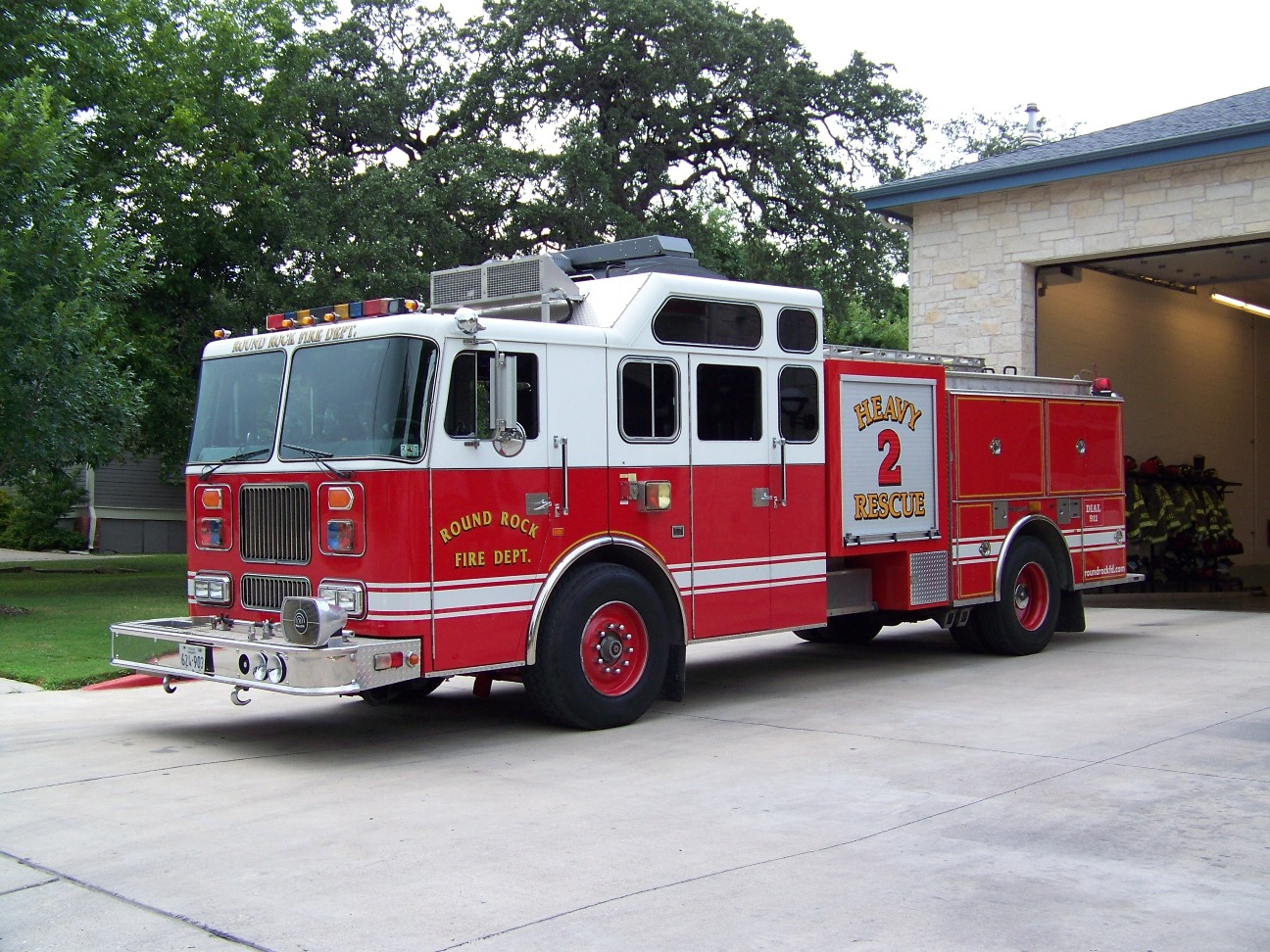 Washington Ford Pa >> TX, Round Rock Fire Department Old Special Operations