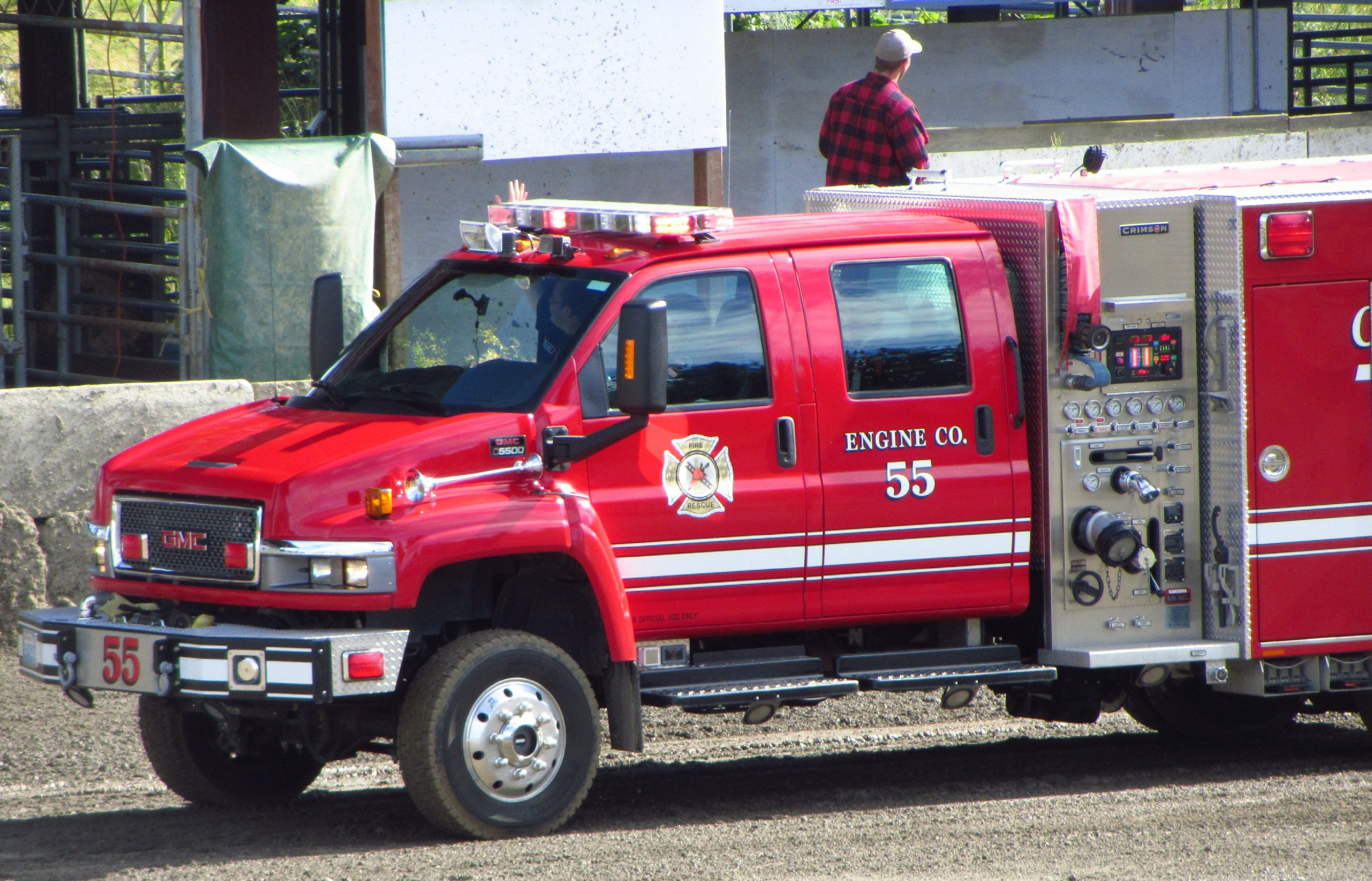 Wa Central Kitsap Fire Department