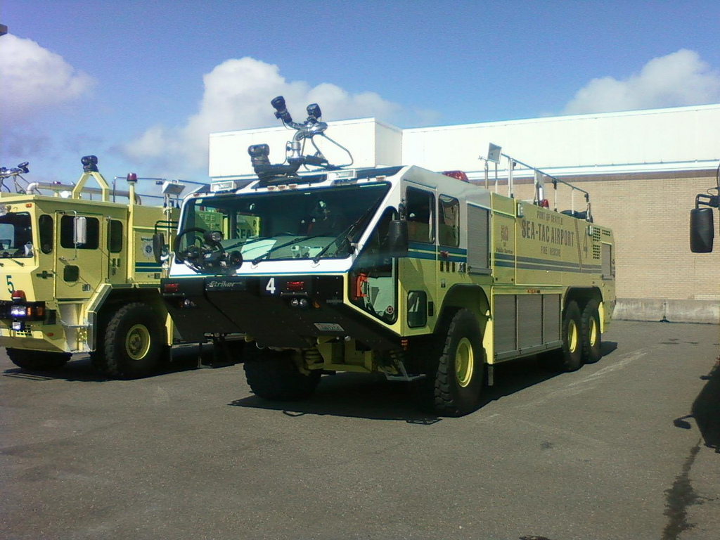 Tacoma To Seattle >> Wa, Port of Seattle : Fire Department
