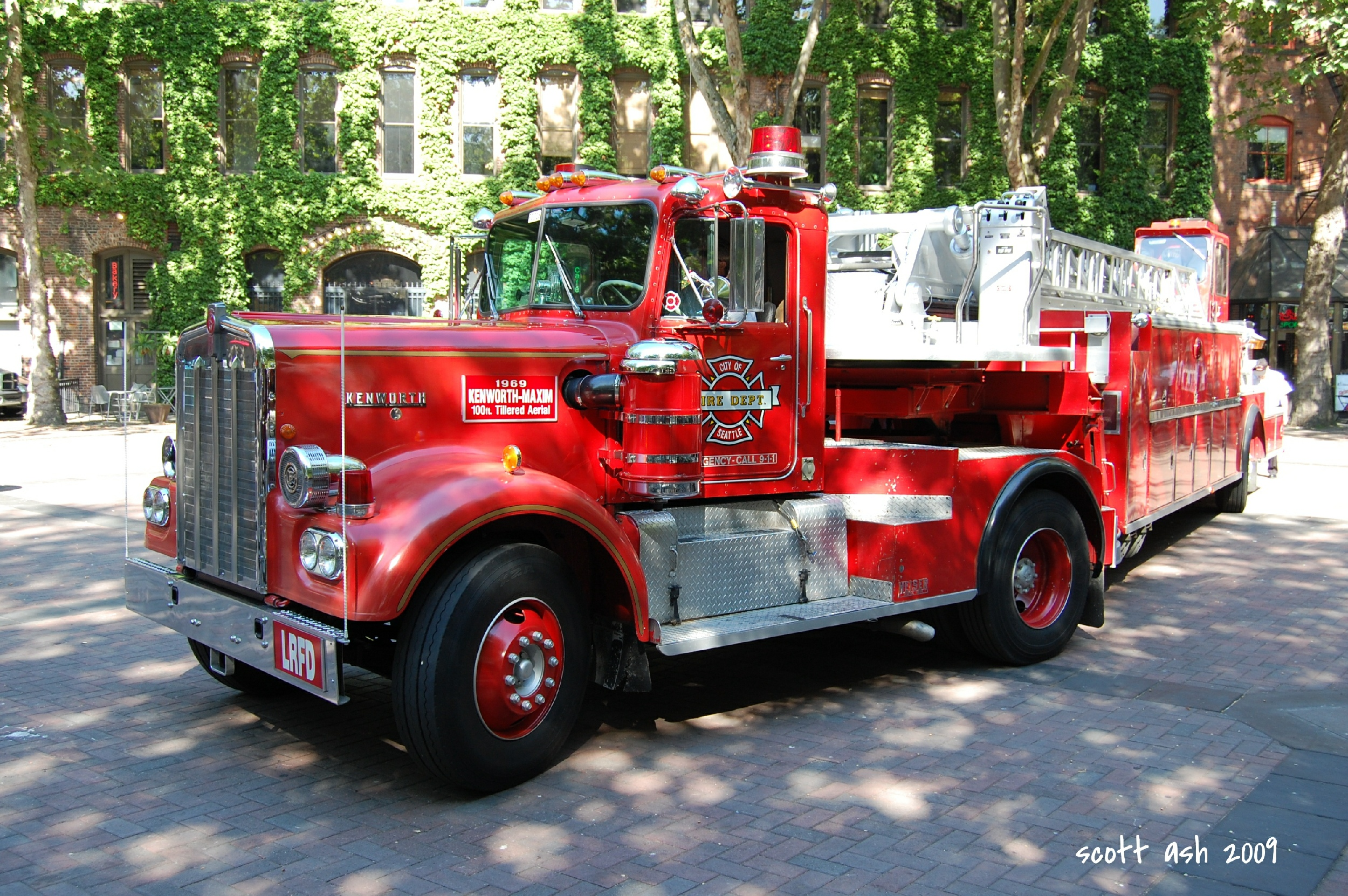 wa   seattle fire department   old company
