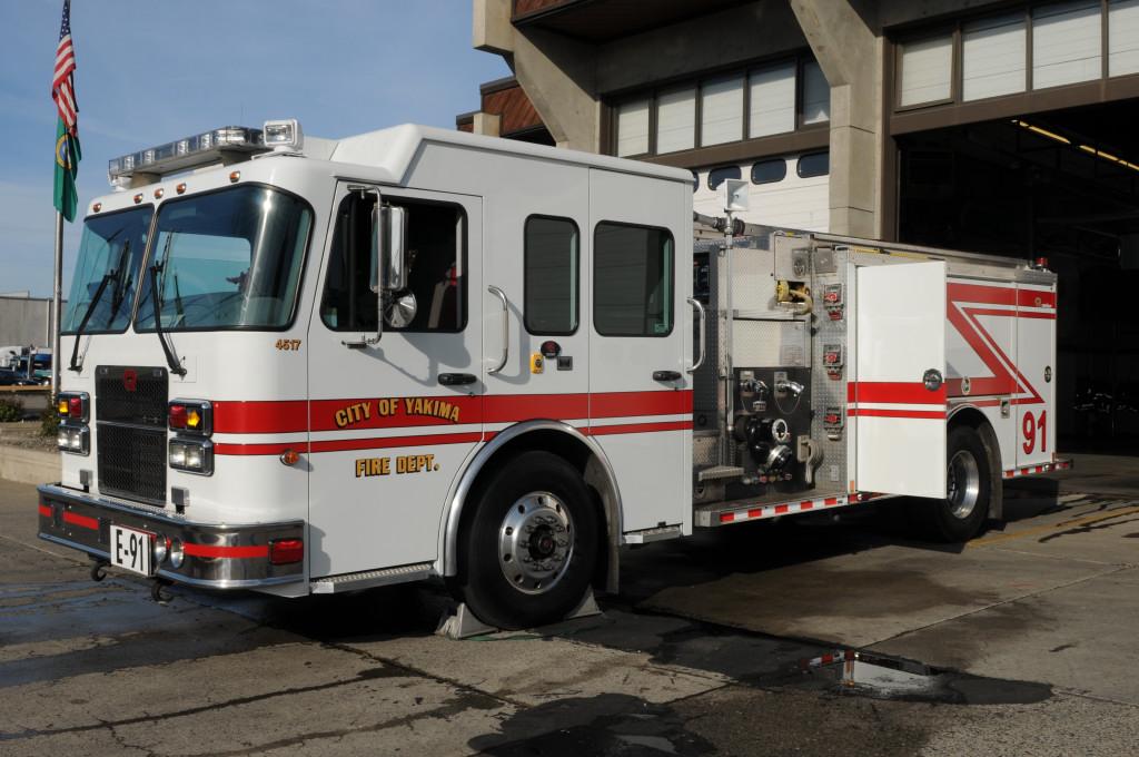 Wa Yakima Fire Department