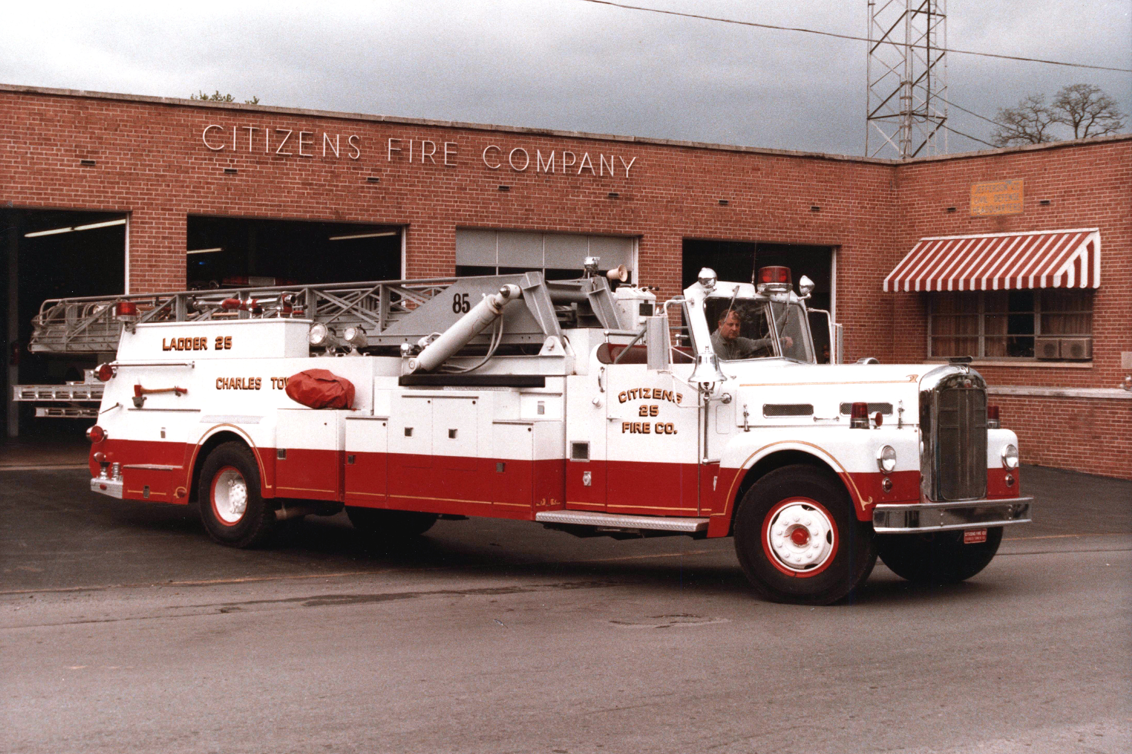 WV, Citizens Volunteer Fire Company