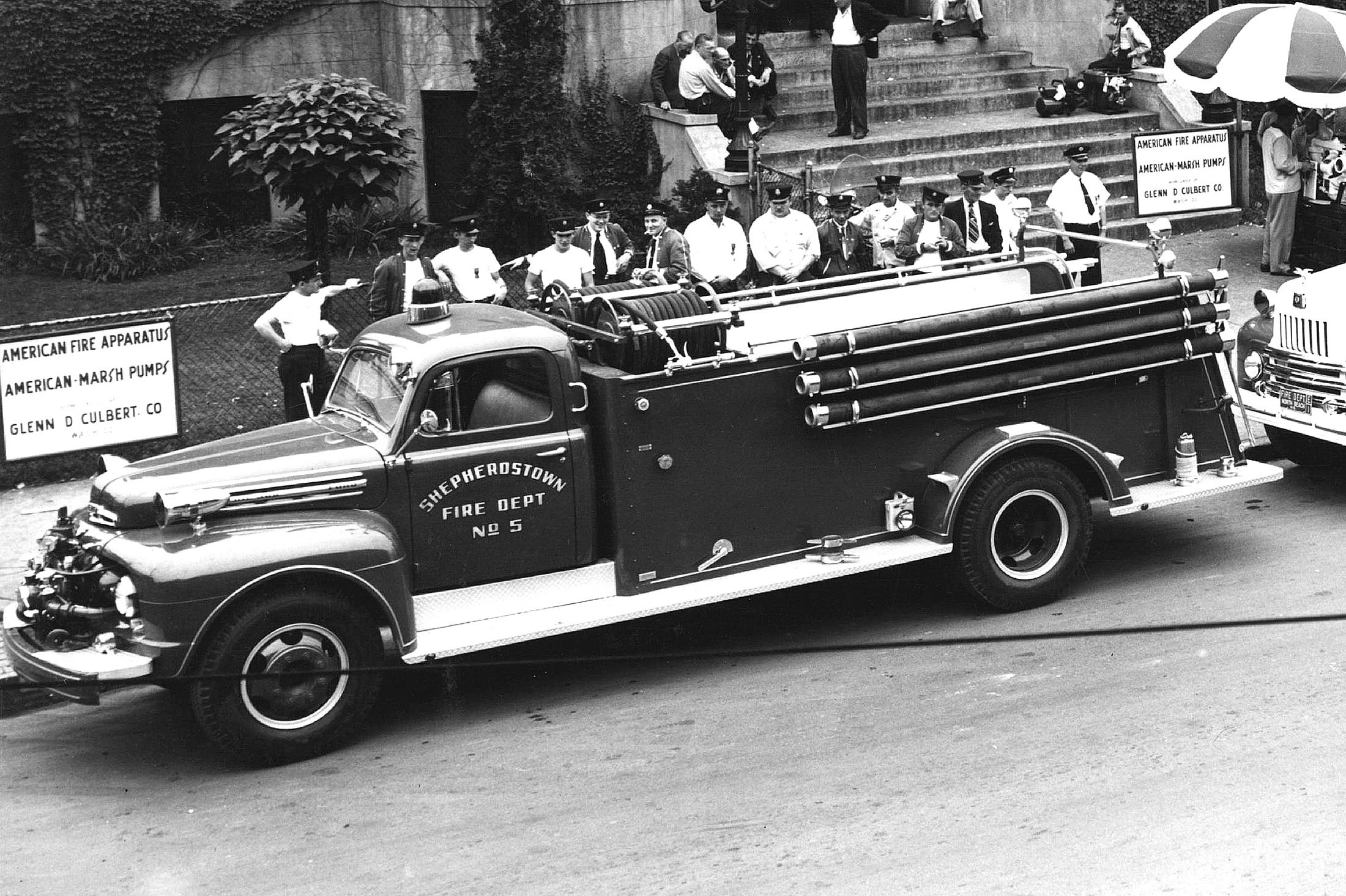 wv shepherdstown volunteer fire department