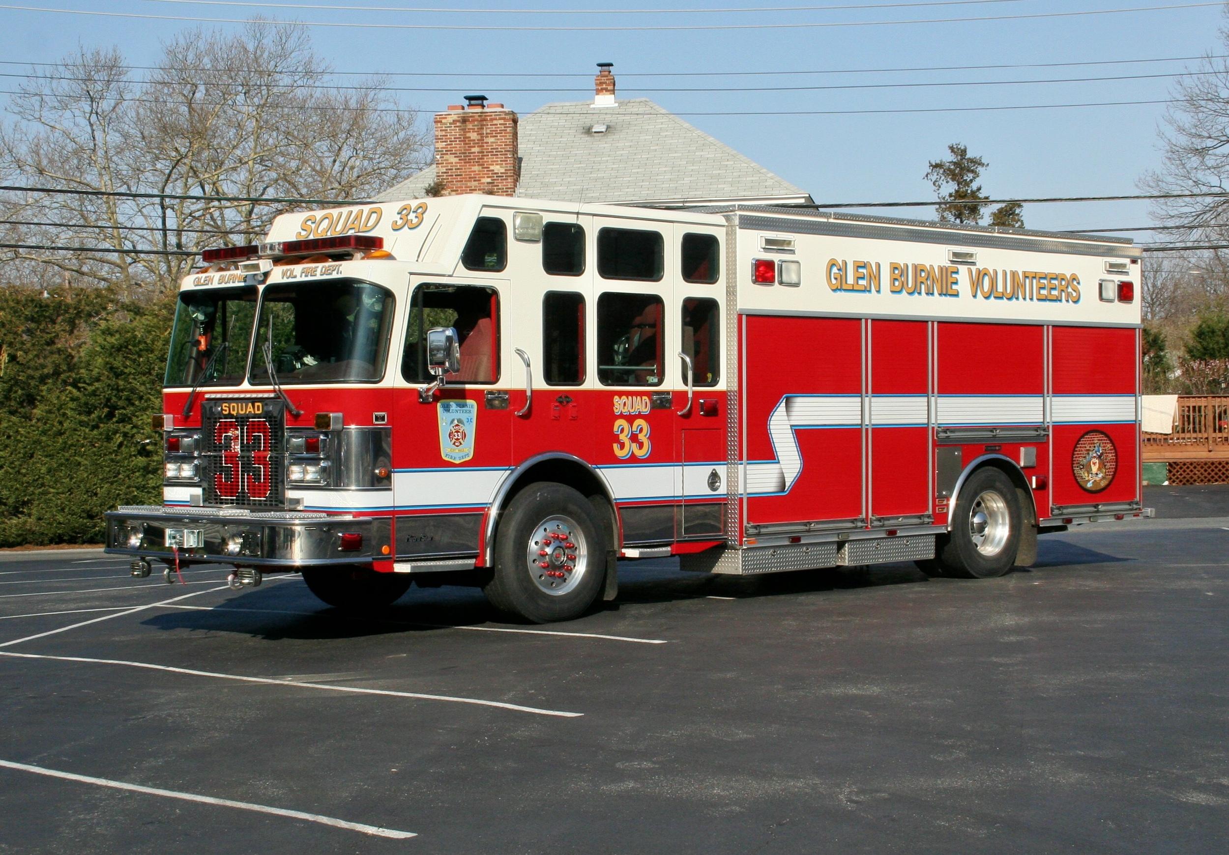 MD, Glen Burnie Volunteer Fire Department - 33